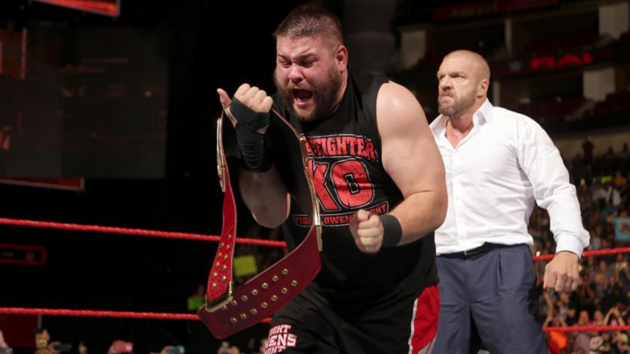 Kevin Owens expresses regret over his WWE Universal Title reign