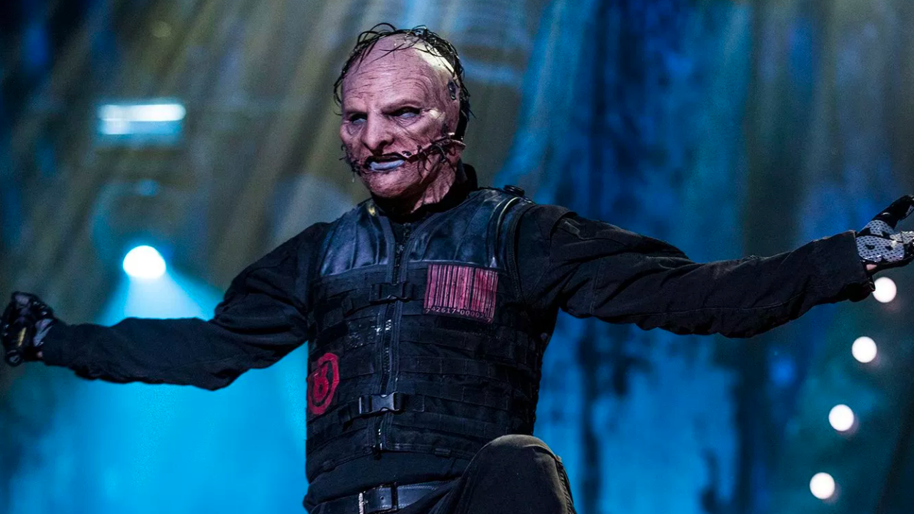 Slipknot frontman Corey Taylor says WWE and Stars Wars have embarrassing toxic fandoms