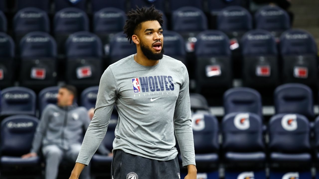 'Karl-Anthony Towns has lost 7 family members to Covid': Timberwolves star opens up about tough times in 2020