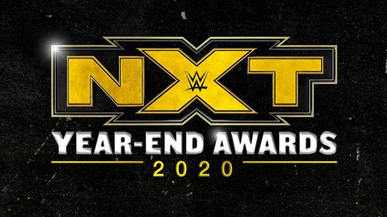 WWE NXT Year End Awards 2020 complete results