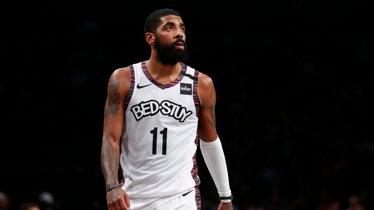 'Kyrie Irving donated over $2 million this year': Is it time to stop vilifying Nets star for avoiding media day?