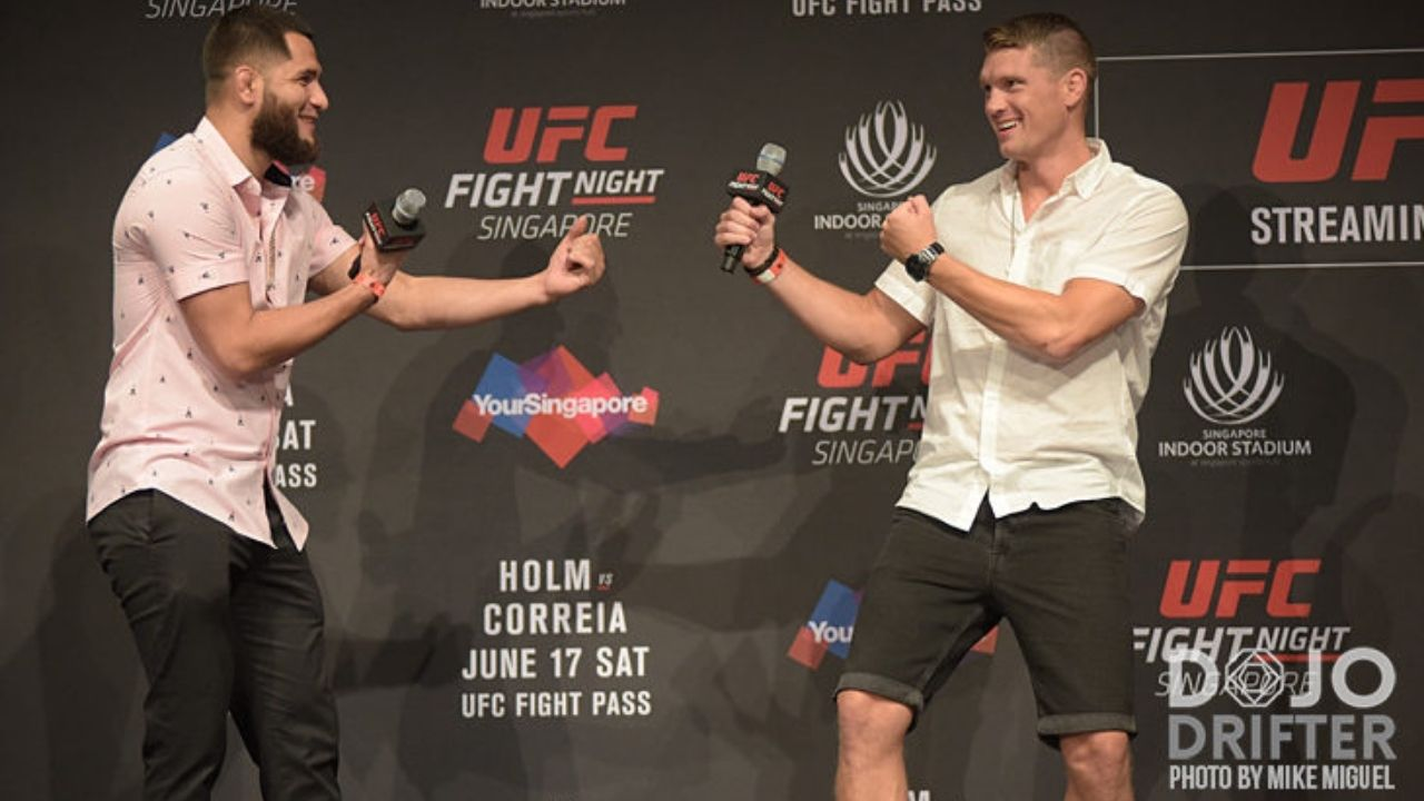 'BMF Vs. The NMF would be awesome': Stephen Thompson on why he wants to face Jorge Masvidal again