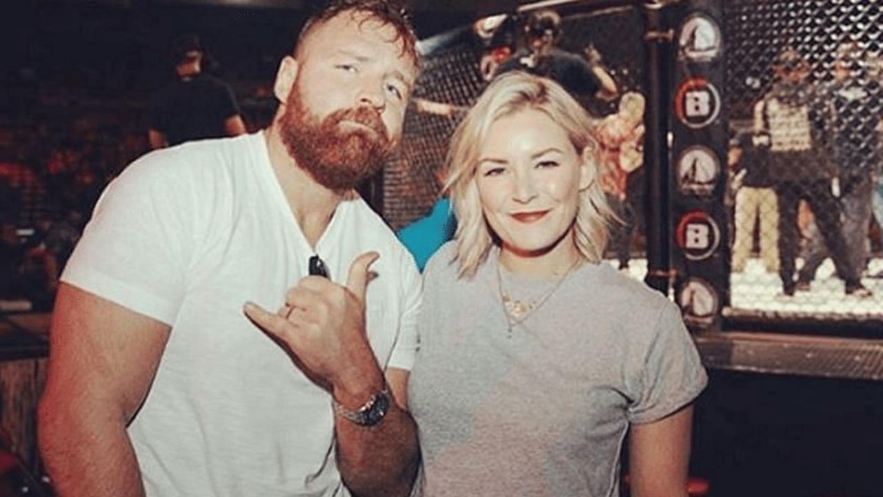 Jon Moxley and Renee Paquette's baby's gender revealed