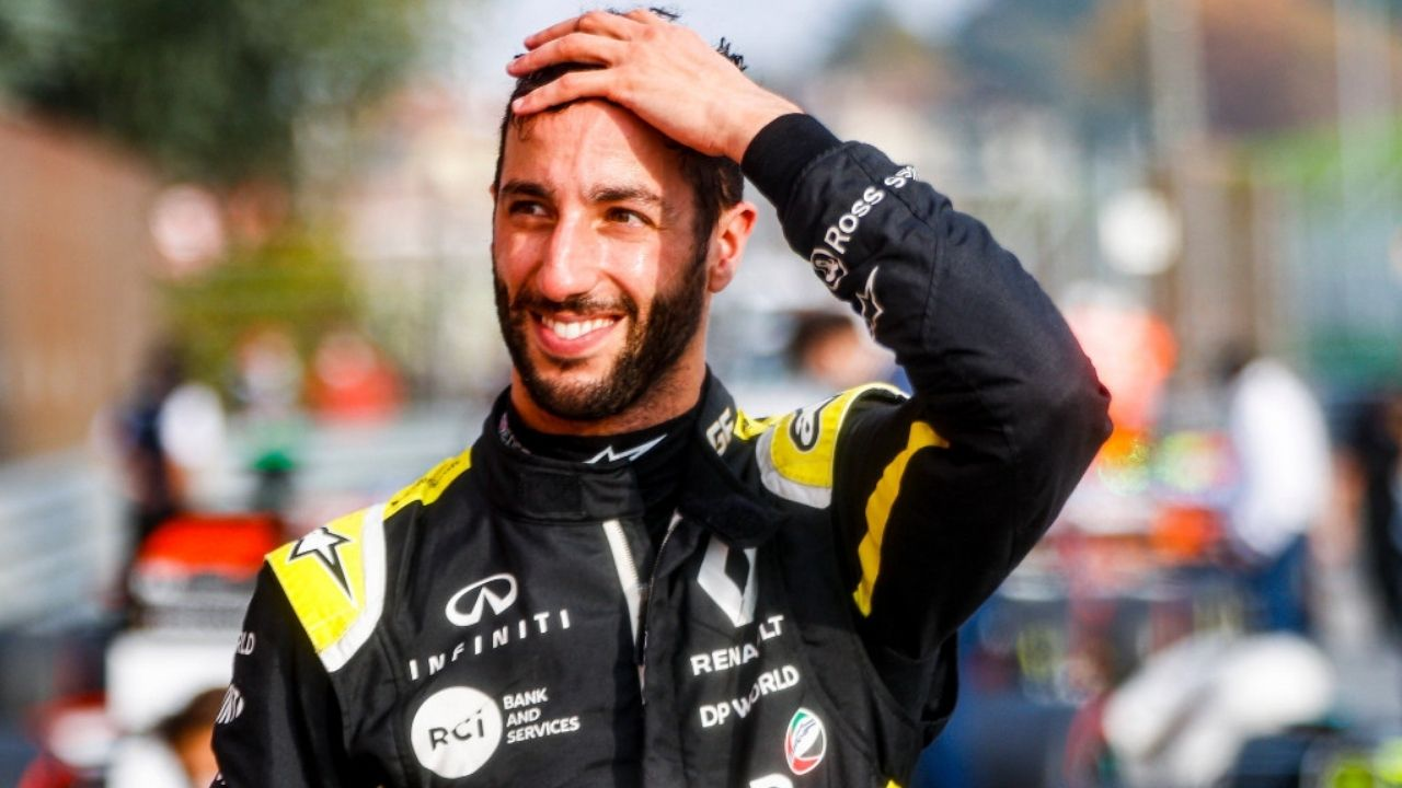 """I don't think it's that obvious""- Daniel Ricciardo on best F1 driver of 2020"