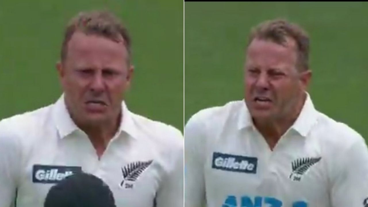 Neil Wagner: New Zealand pacer oozes strong emotions post dismissing Fawad Alam despite fractured toe