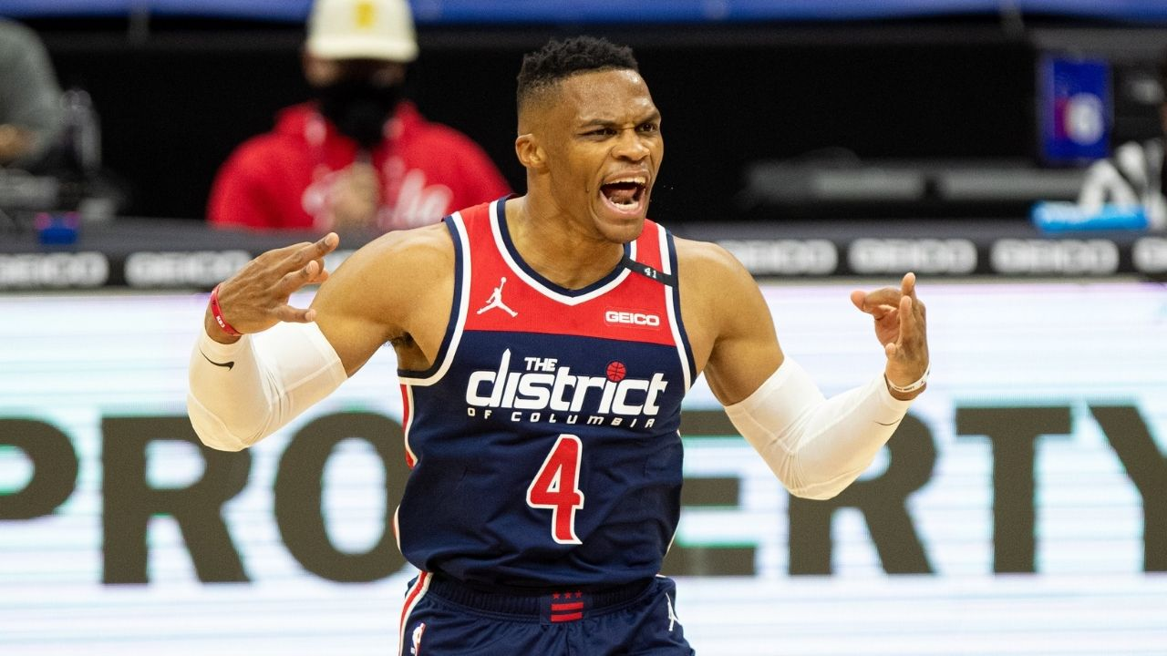 """""""Keep going, Brody"""": Russell Westbrook quotes Martin Luther King, tags all Wizards teammates in Instagram post to boost team morale"""