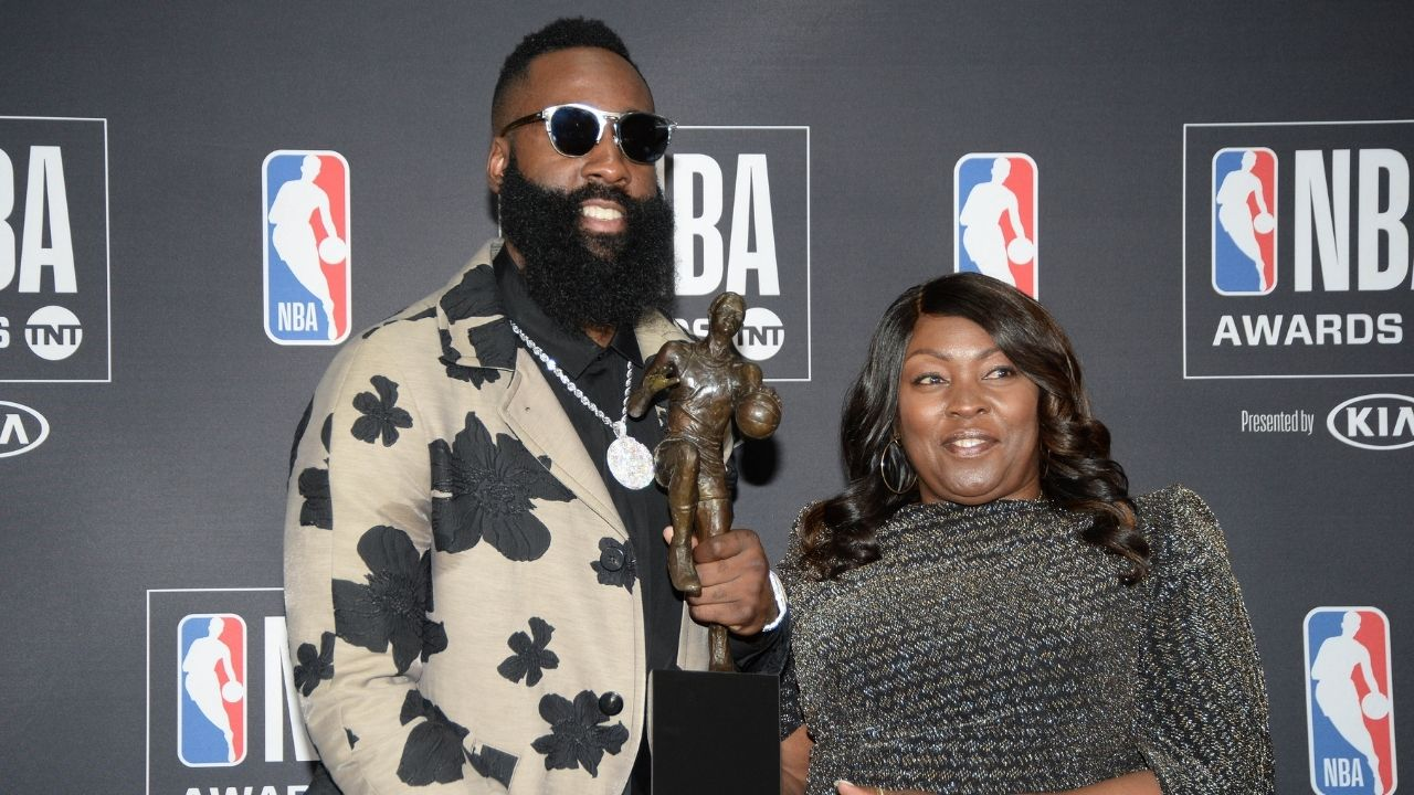 'He's doing what is best for his career': James Harden's mother confirms Rockets star's trade request