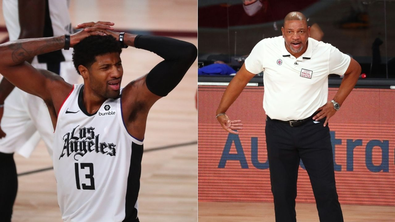 """Kawhi Leonard was accepted; the other new guys weren't"": Doc Rivers dishes on Clippers players not liking Paul George"