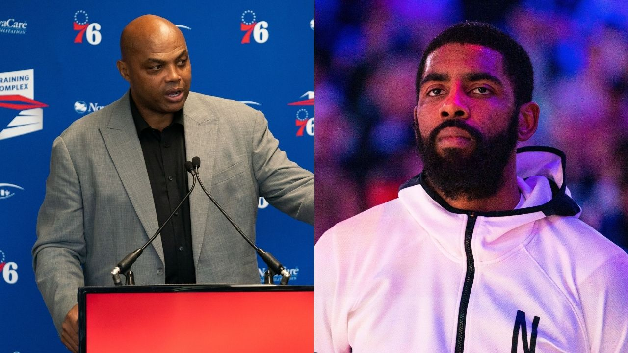 'You only went to college for six months, answer basketball questions': Charles Barkley rips apart Kyrie Irving for skipping media availability