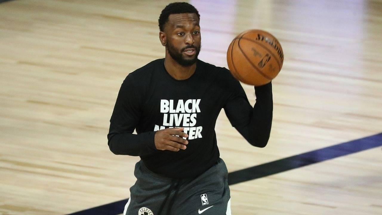 Is Kemba Walker playing tonight vs Milwaukee Bucks? Celtics take on Giannis Antetokounmpo and co in season opener