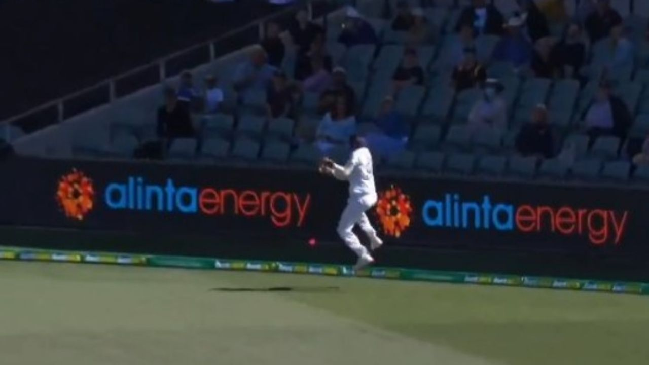 Jasprit Bumrah drop catch today: Indian pacer spills simple chance to give Marnus Labuschagne a huge reprieve