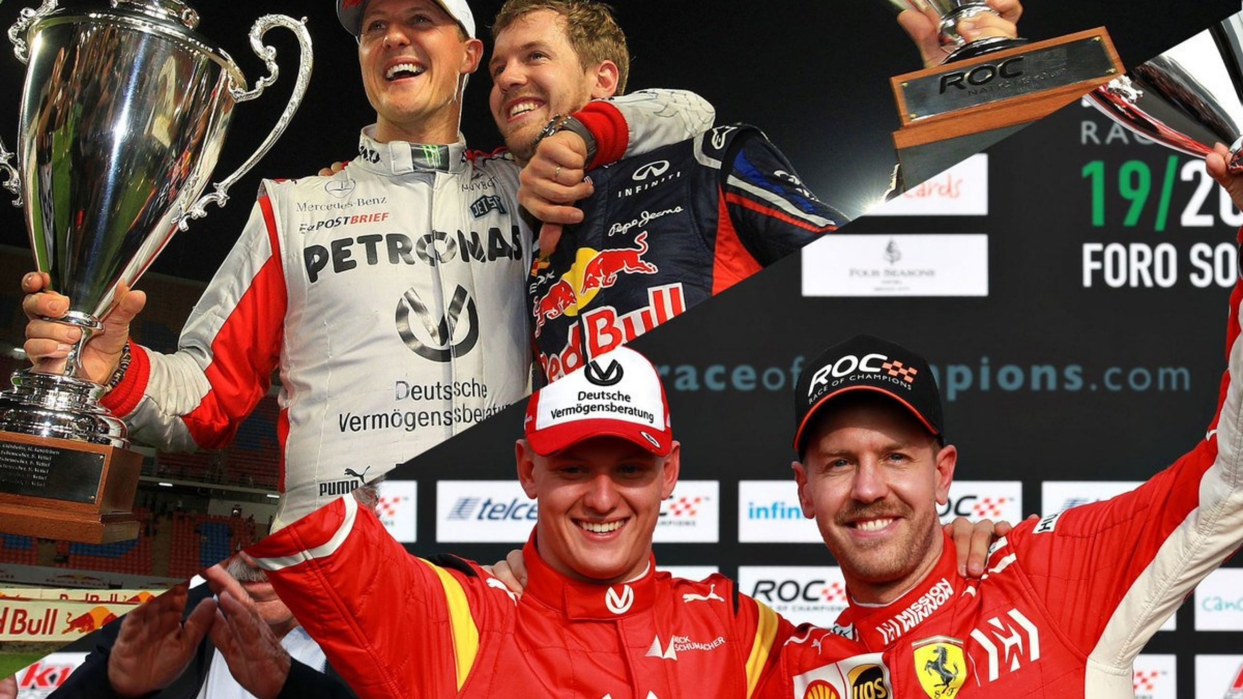 """""""I'm there for him"""" - Mick Schumacher has an elder brother in Sebastian Vettel after moving to Haas"""