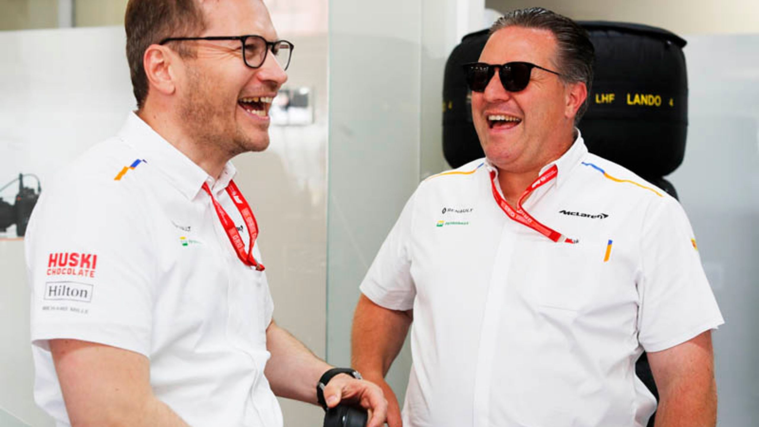"""""""We benefited from the bad luck Checo had"""" - McLaren F1 boss Andreas Seidl has chosen to take the cautious route for the battle of the Top 3"""