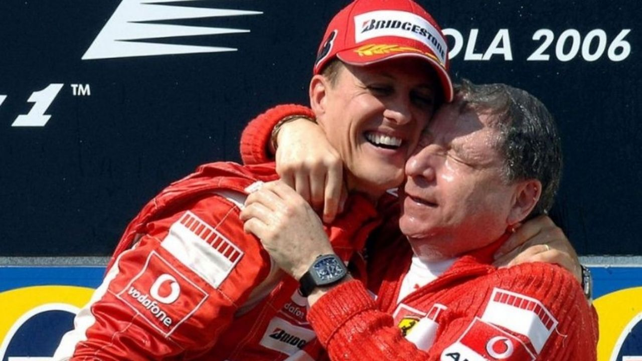 """""""He has been treated so that he can be able to return""""- Jean Todt on recent health update of Michael Schumacher"""