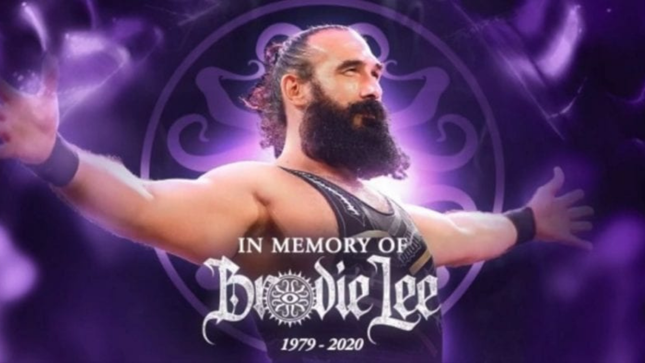 WWE Superstars react to AEW's Tribute to Brodie Lee