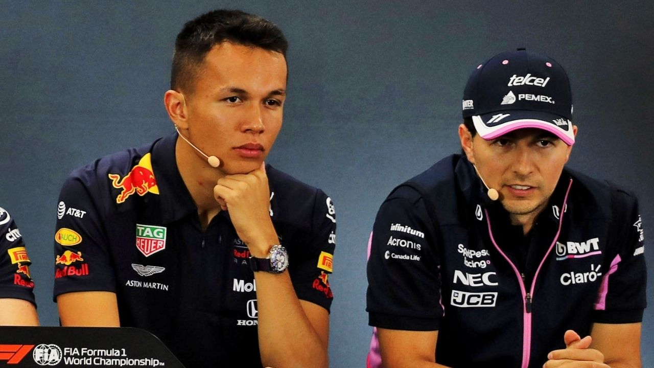"""""""It was just impossible to ignore Sergio's performance in the Racing Point""""- Christian Horner on Red Bull's decision"""