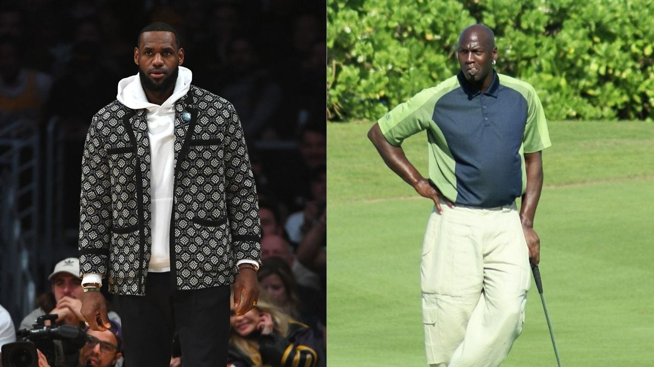 'There is nothing that can change my mind': Stephen A Smith gives his pick in Michael Jordan vs LeBron James GOAT debate