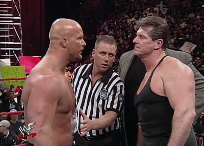 Stone Cold opens up on his relationship with Vince McMahon
