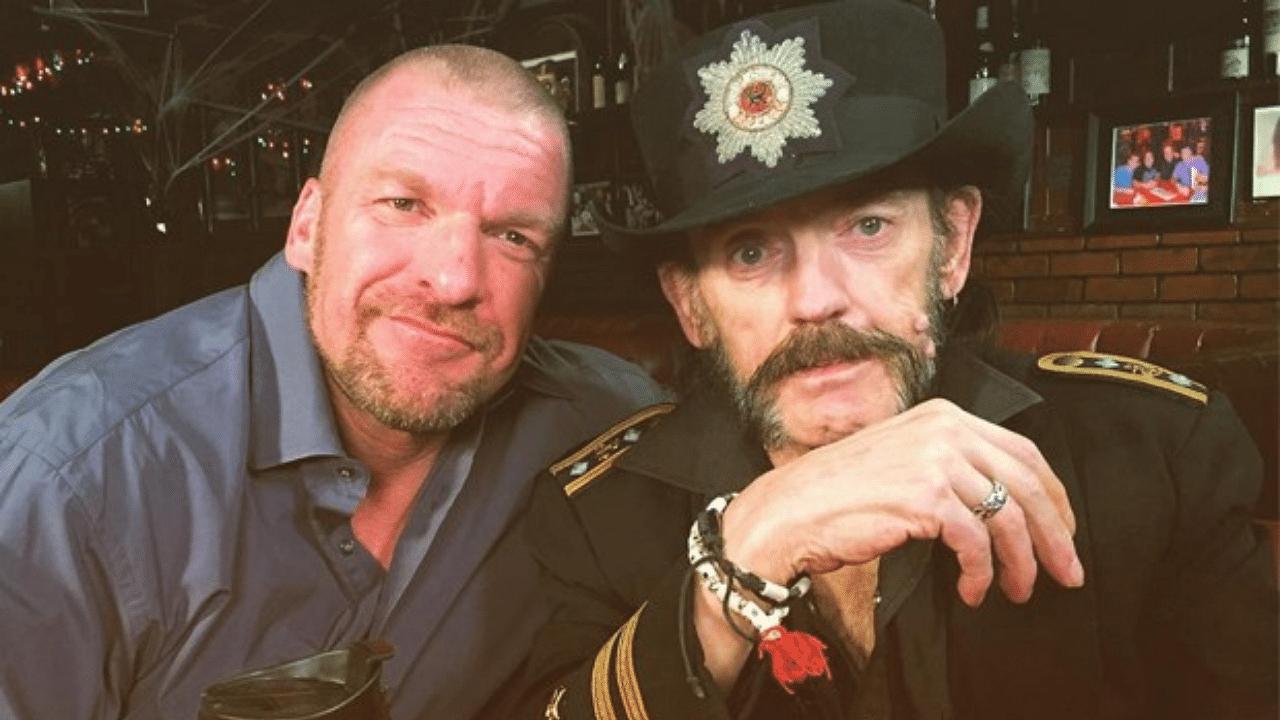 Triple H recalls Lemmy crediting him with Motorhead's rejuvenation