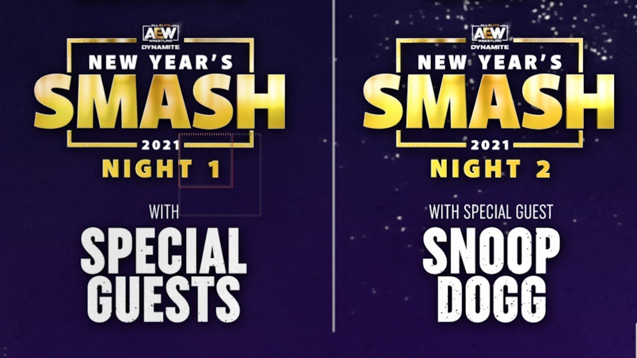 AEW announces New Year's Smash opposite NXT's New Year Evil