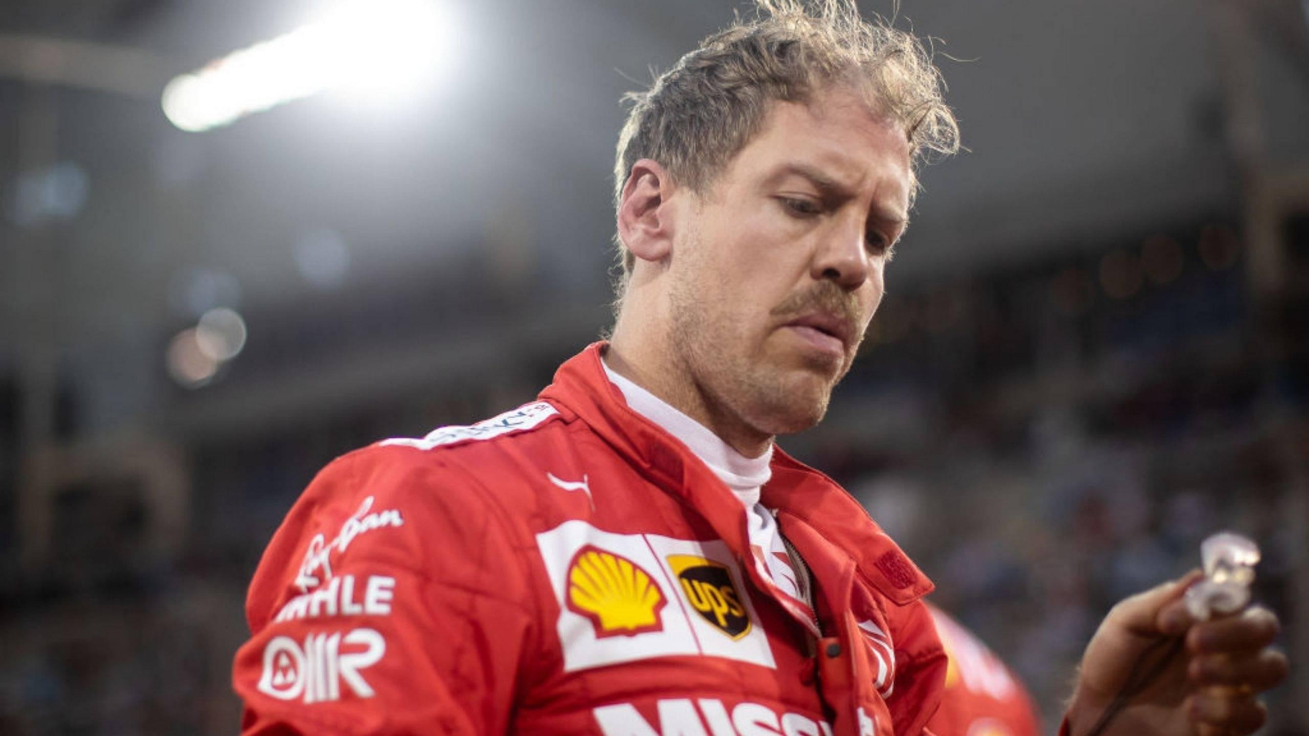 "A tribute to Sebastian Vettel at Ferrari: German legend leaves Italian giants as their third-most successful driver, but as a ""failure"""