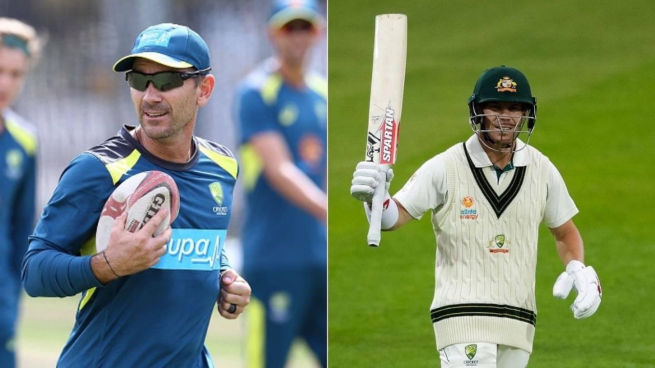 David Warner injury update: Justin Langer opens up on Warner's availability for 3rd Test in Sydney