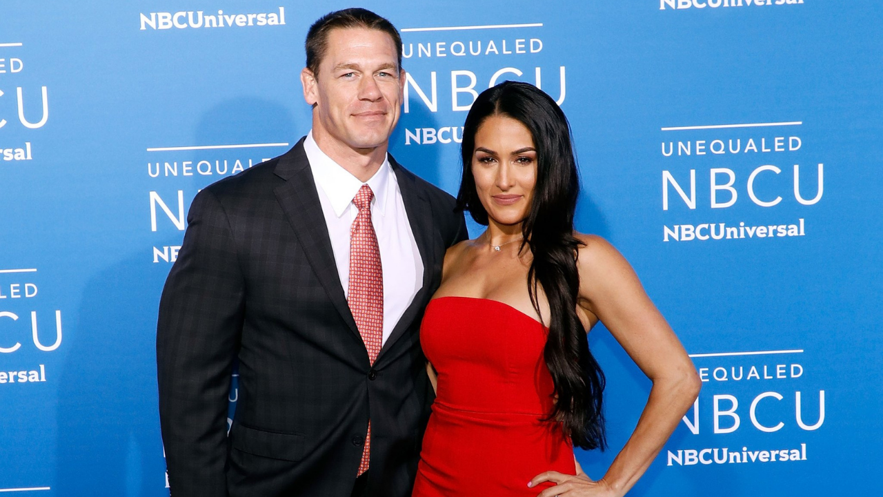 Nikki Bella congratulates John Cena on his wedding