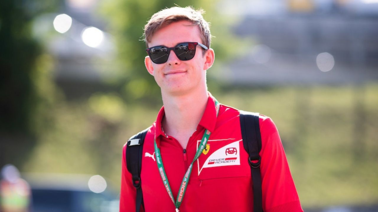 I Am Very Pleased To Be Joining Scuderia Ferrari Callum Ilott Joins Ferrari Team For 2021 The Sportsrush