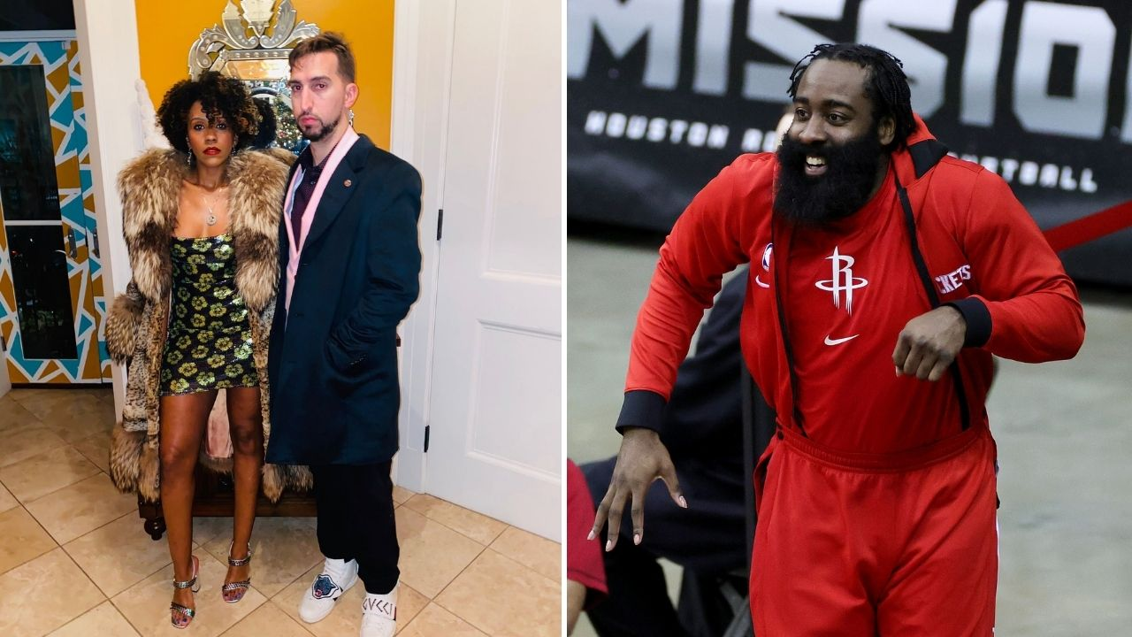 'James Harden did not win because he wasn't as good as LeBron James, Steph or KD': Nick Wright explains why Rockets star is ringless