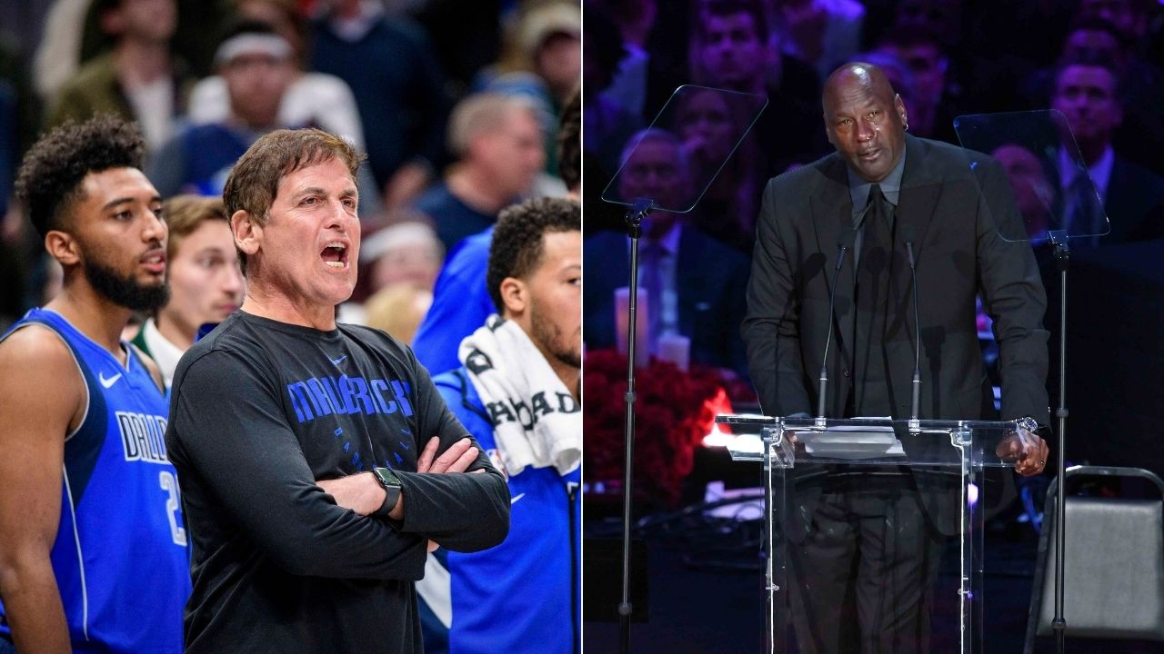 'If I want a killer shot, I'll take Michael Jordan': Mark Cuban highlights the circumstances in which he'll pick LeBron James in GOAT debate