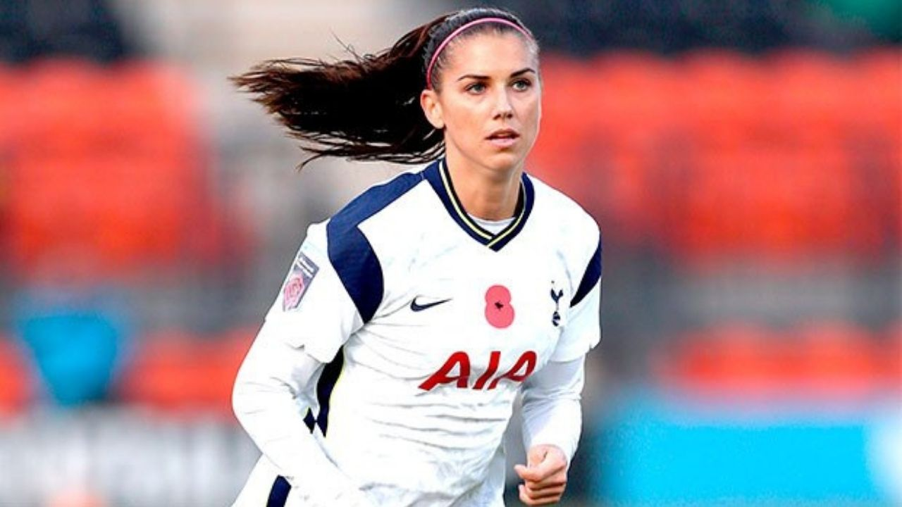 USA's Alex Morgan Quits Tottenham After Only Three Months At The Club