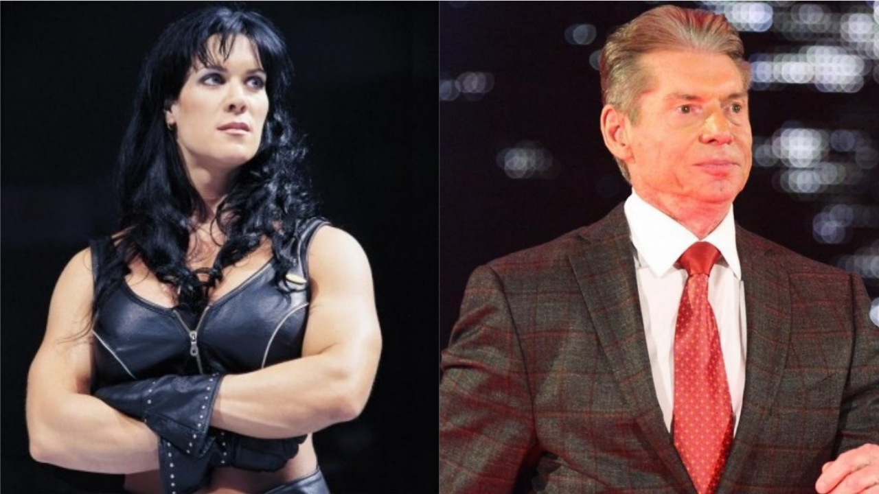 Chyna was told to leave the WWE headquarters in 2015 when she asked to meet Vince McMahon