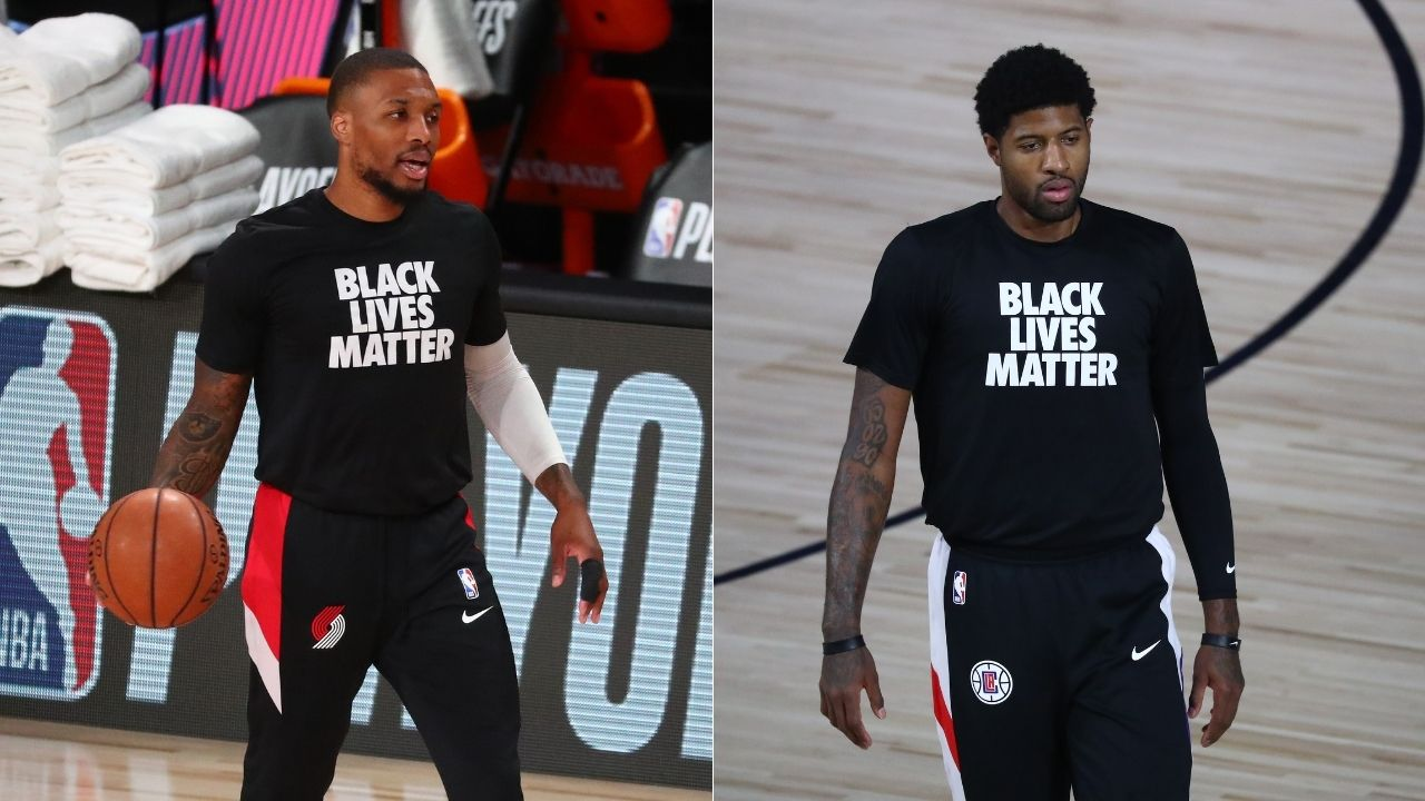 'Al Capone': Damian Lillard doesn't believe Paul George wants to retire with Clippers despite his statement