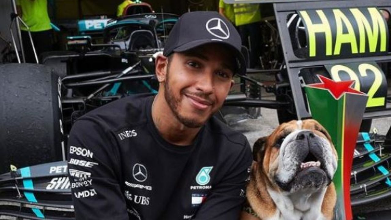 """""""He said it's a bit better today""""- Lewis Hamilton makes drastic recovery from COVID-19"""