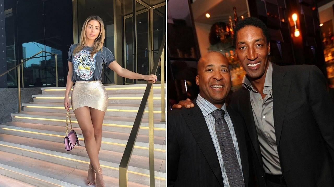 'Lame af you could have ignored it': Scottie Pippen shoots his shot on Instagram model; Larsa Pippen backs up Bulls Legend