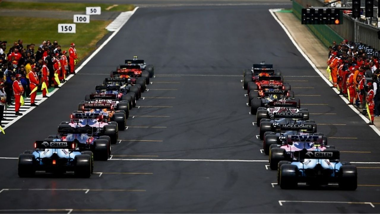 Mercedes along with others receive massive discount on 2021 F1 entry fees