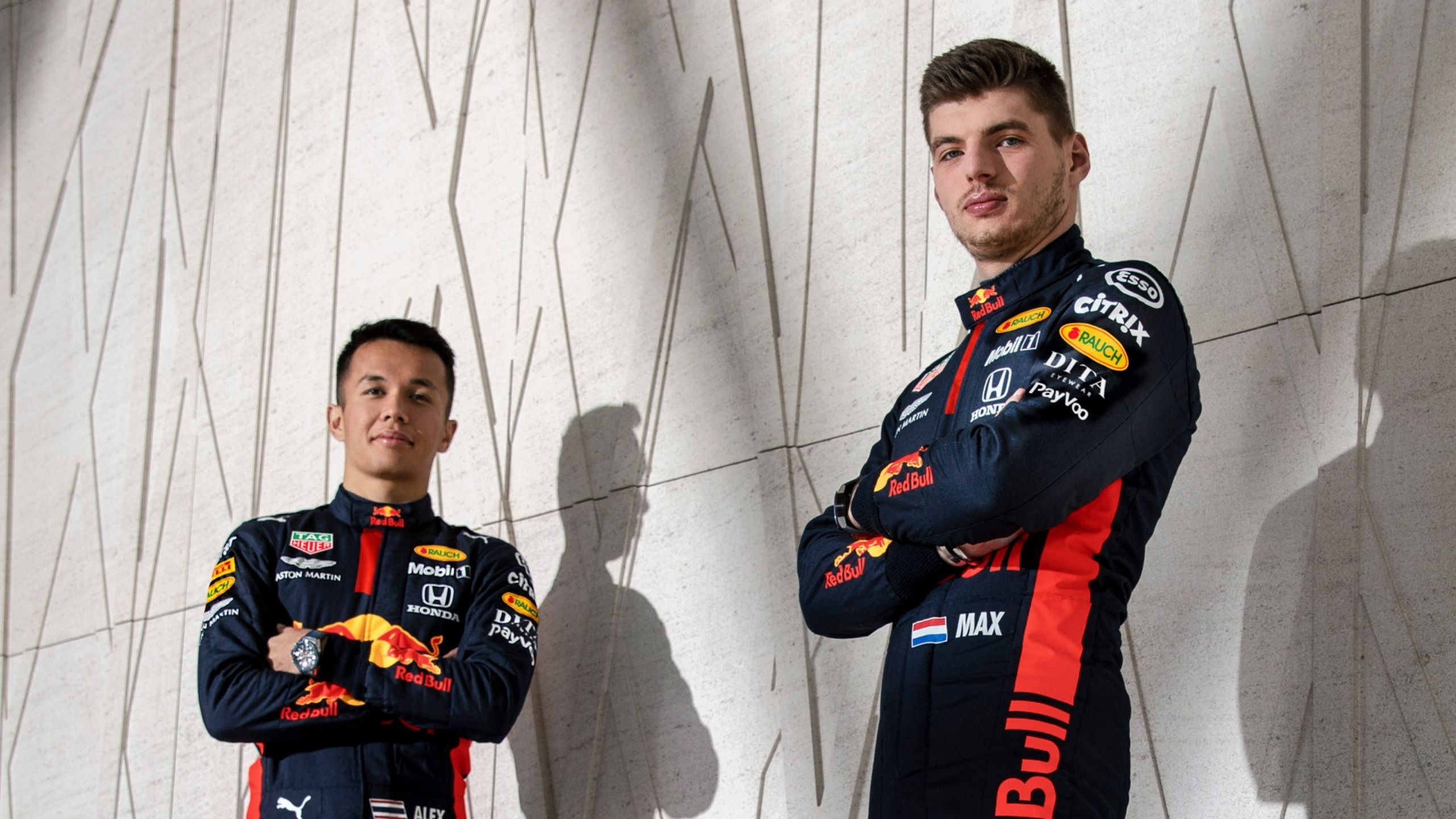 """""""My dream is to be with Red Bull for a long time"""" - Alex Albon issues challenge to Sergio Perez ahead of the Abu Dhabi Grand Prix"""