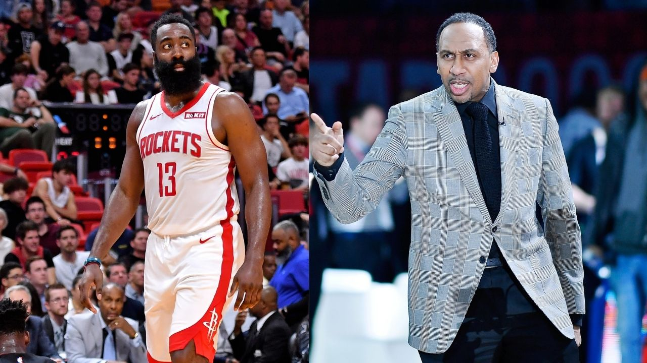 'Nets will be worse with James Harden? You need to be arrested': Stephen A Smith rips Max Kellerman apart for demeaning Rockets star