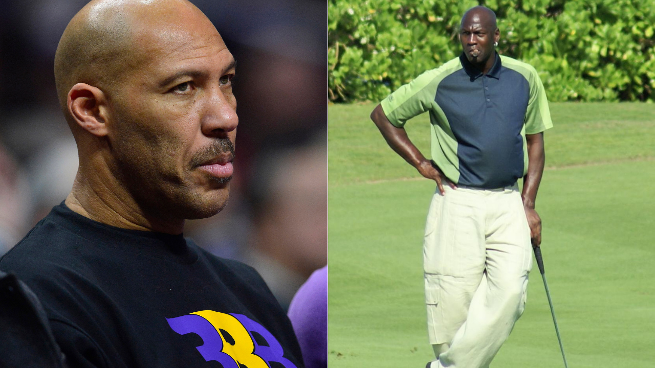 'For $200 million, it could happen tomorrow': LaVar Ball throws down the gauntlet to Michael Jordan for one-on-one battle