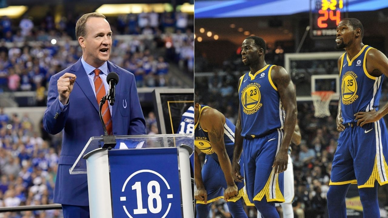 'Our team was so dominant, Kevin Durant wanted to join us': When Peyton Manning roasted Nets star at the 2017 EPSYS