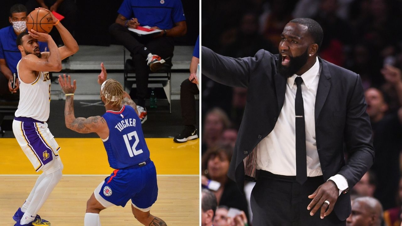 'Talen Horton-Tucker will be forced to start like Kobe Bryant' - Kendrick Perkins makes questionable comparison between youngster and Lakers legend