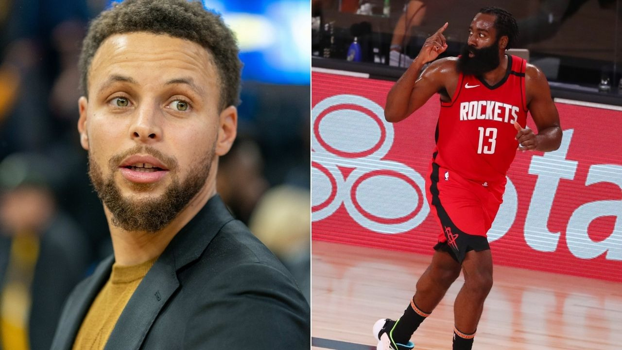 'James Harden to team up with Stephen Curry?': Warriors enquire about availability of Rockets superstar