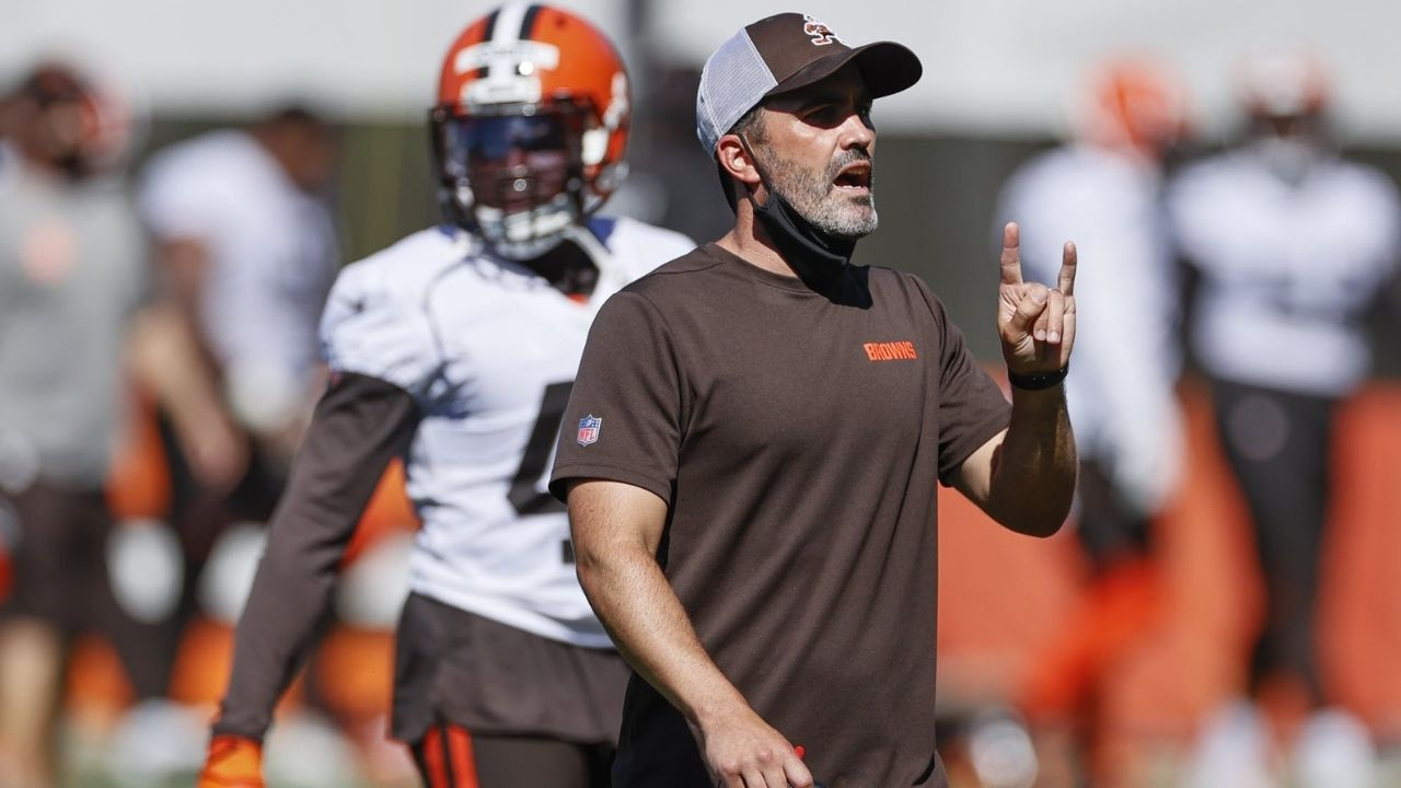 NFL Coach Of The Year: Kevin Stefanski Leads List of Top 5 Candidates