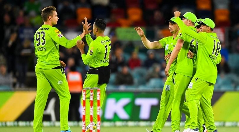 REN vs THU Big Bash League Fantasy Prediction: Melbourne Renegades vs Sydney Thunder – 1 January 2021 (Queensland). Two teams with completely opposite seasons till now are up against each other.