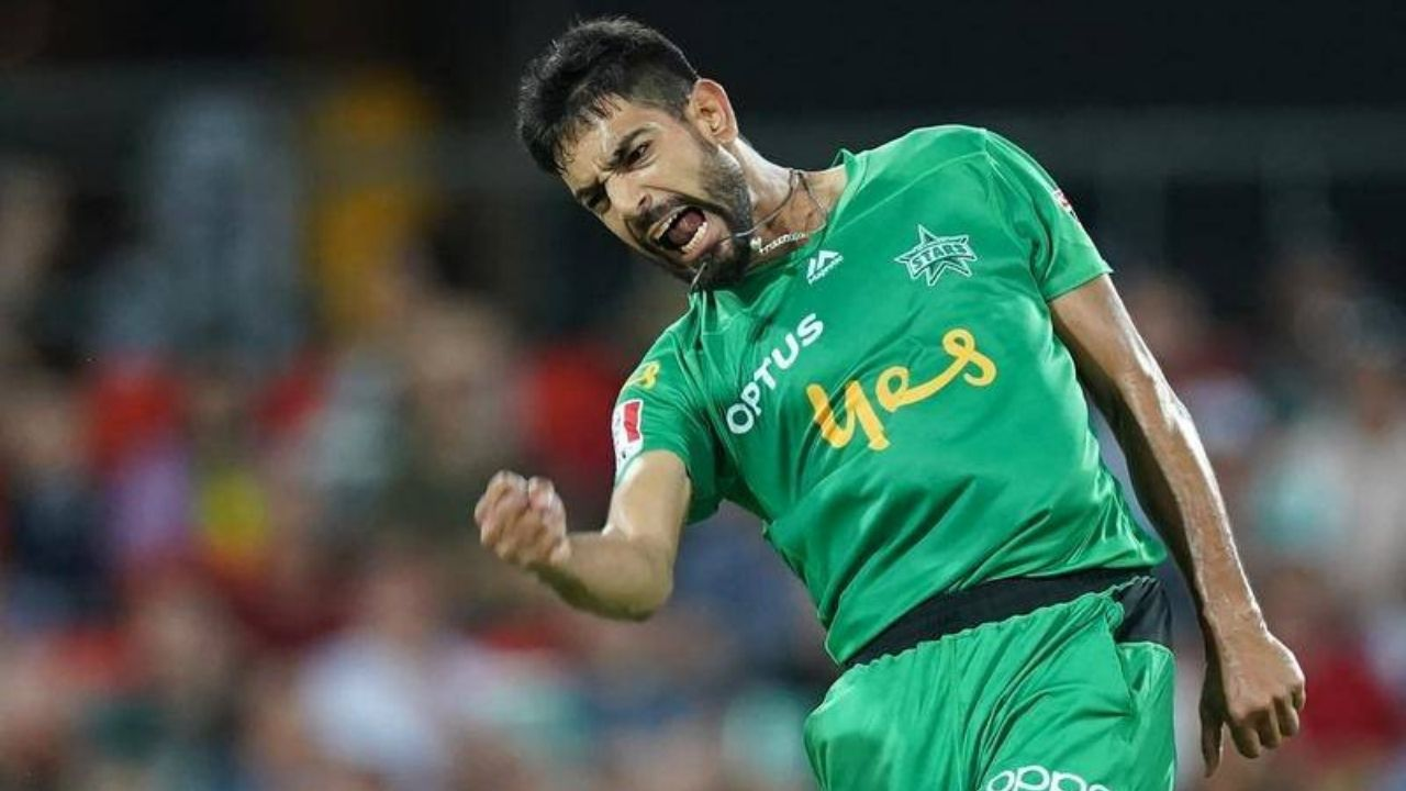 Haris Rauf BBL 2020-21: Pakistani speedster will continue to represent Melbourne Stars in Big Bash League 10