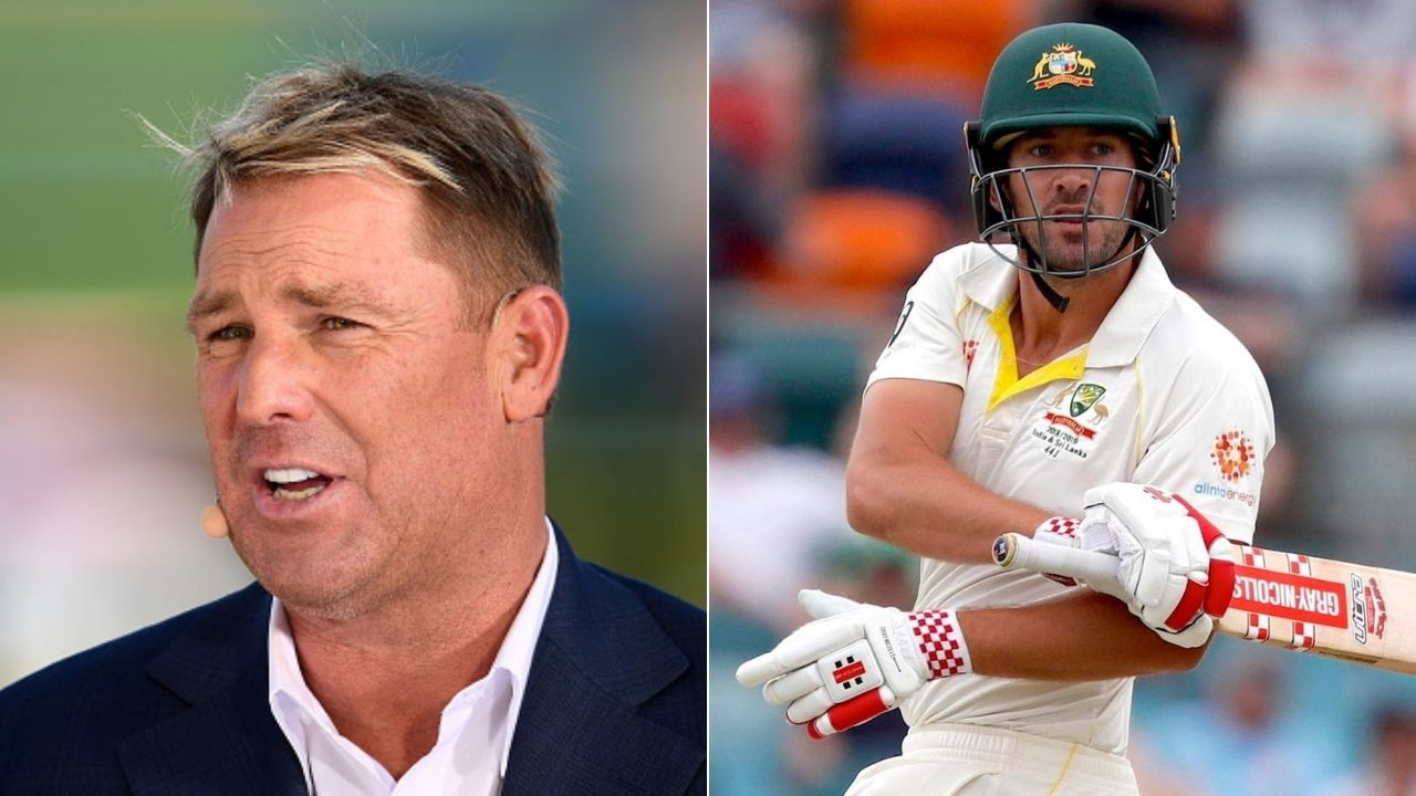 """""""Doesn't look like making a run"""": Shane Warne finds fault with Joe Burns' selection for Adelaide Test"""