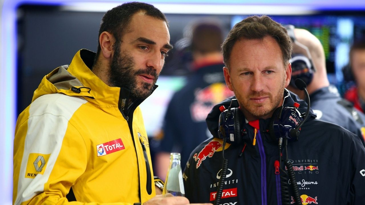 """""""We've not changed our position""""- Cyril Abiteboul claims Renault will oppose Engine Freeze"""