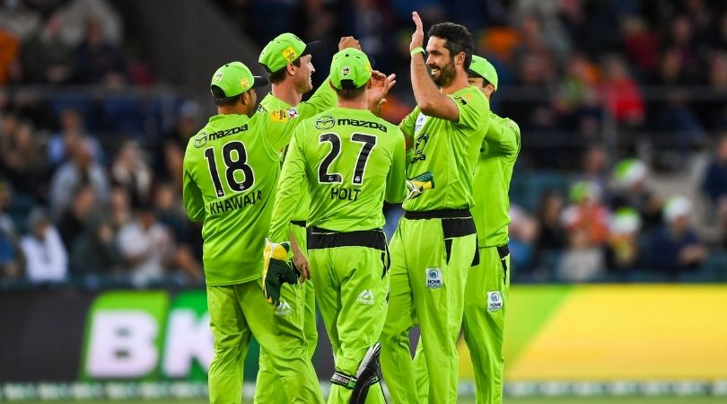 THU vs REN Big Bash League Fantasy Prediction: Sydney Thunder vs Melbourne Renegades – 26 December 2020 (Canberra). The Thunders have won their last two games, whereas the Renegades have lost their last two.