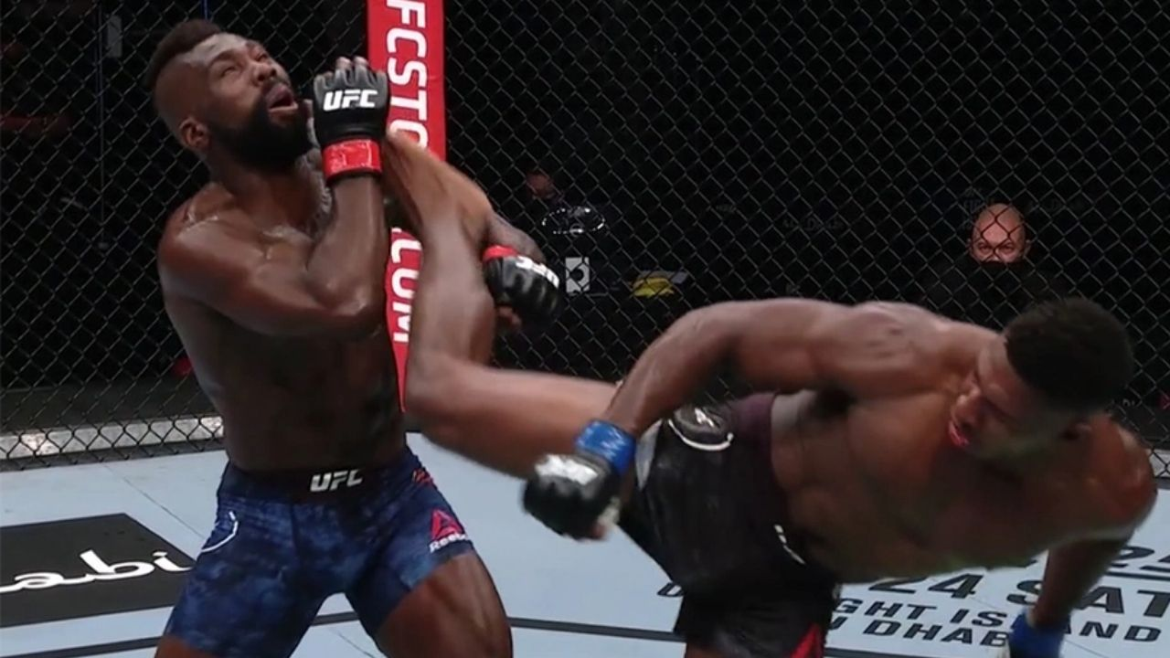 UFC Knockout of the Year 2020 : UFC Reveals Its Picks For The Knockout Of The Year