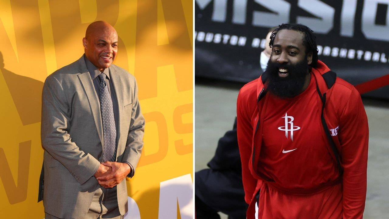 'James Harden won't make Sixers better': Charles Barkley contends that Rockets star is not worth pursuing for Daryl Morey